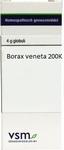 VSM Borax veneta 200K globuli 4g