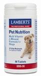 Lamberts Multi formule voor hond 90tab