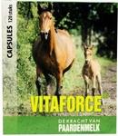 Vitaforce Paardenmelk 120caps