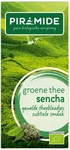 Piramide Groene thee sencha EKO BIO 20builtjes