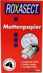 Roxasect Mottenpapier 2 vellen