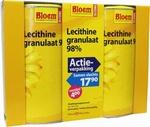 Bloem lecithine granulaat 98% DUO 2x400g