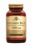 Solgar 3230 Vitamine B12 1000 µg 250tabl