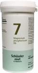 Pfluger Schusslerzout  7 Magnesium phosphoricum D6