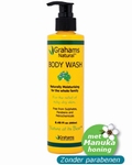 Grahams Body Wash 250ml