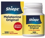 Sleepzz Melatonine original 0,1mg 500smelttabl
