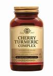 Solgar 36213 Cherry Turmeric Complex Kers/geelwortel 60vcaps