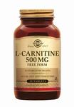 Solgar 0570 L-Carnitine 500 mg 30tabl