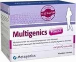 Metagenics Multigenics femina 30sach