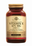 Solgar 3560 Vitamine E 671 mg/1000 IU Complex 50caps