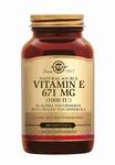 Solgar 3561 Vitamine E 671 mg/1000 IU Complex 100caps