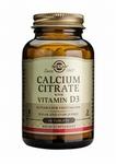 Solgar 0430 Calcium Citrate met Vitamine D3 60tabl