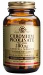 Solgar 0866 Chromium Chroom Picolinate 200 µg 90caps