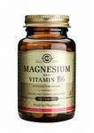 Solgar 1721 Magnesium with Vitamine B6 250tabl
