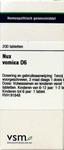 VSM Nux vomica D6 200tabl