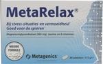 Metagenics Metarelax  90tb