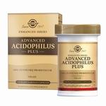 Solgar 0025 Advanced Acidophilus Plus 120caps
