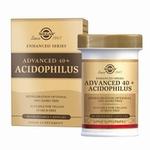 Solgar 0027 Advanced 40+ Acidophilus 60caps